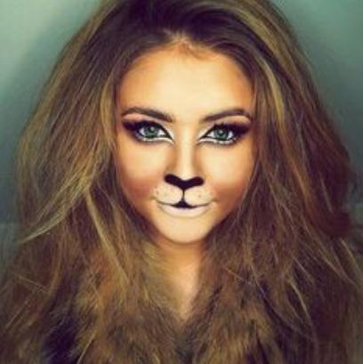 makeup leona