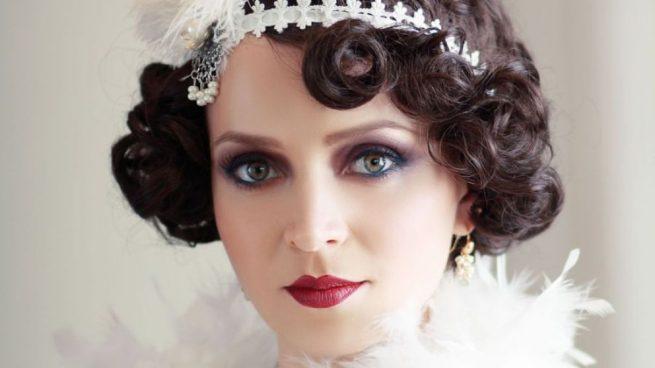 años 20 maquillaje