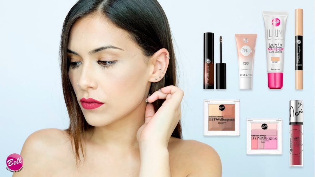 maquillaje bell