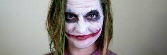 Maquillaje Joker