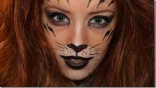 leona make up