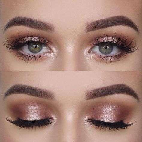 maquillaje invitada boda ojos