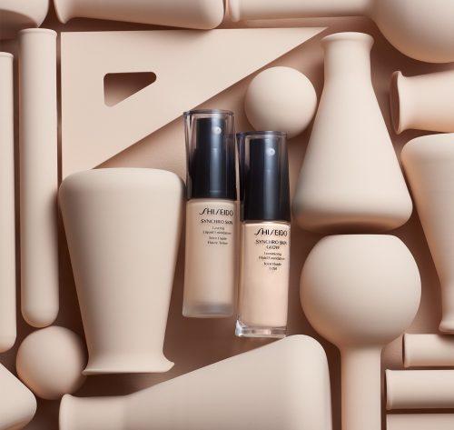 shiseido maquillaje