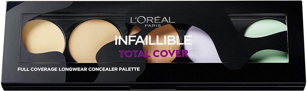 paleta infalible loreal