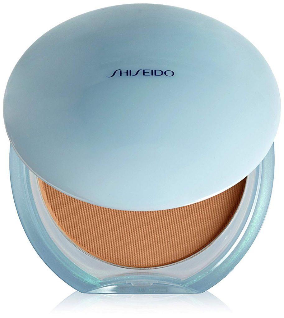 polvo corrector shiseido