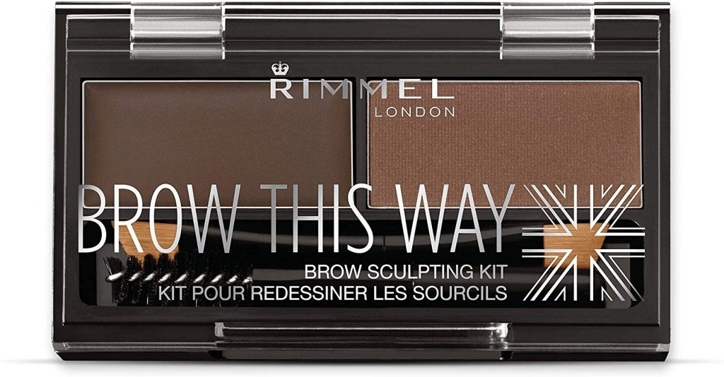 kit de maquillaje cejas rimmel london