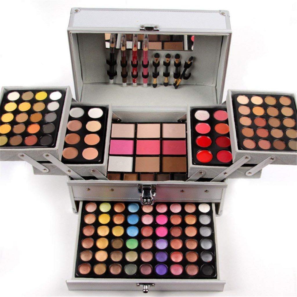 set de maquillaje profesional amazon
