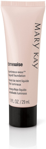 base de maquillaje timewise