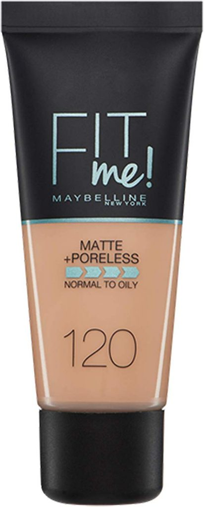 base de maquillaje fit me maybelline