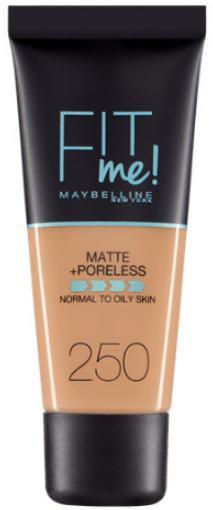 base para piel grasa maybelline