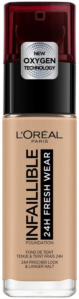 base loreal infalible 24h
