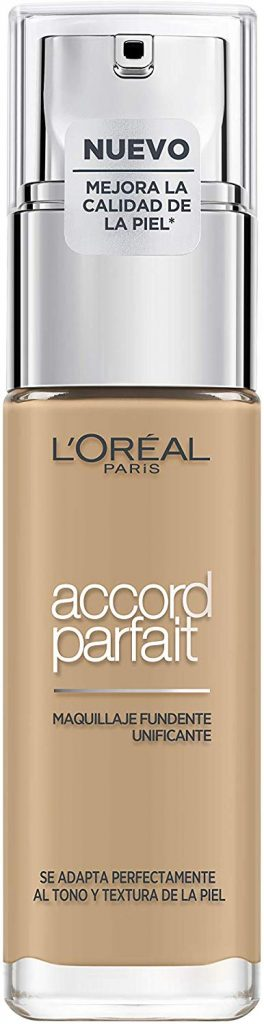 base loreal paris natural