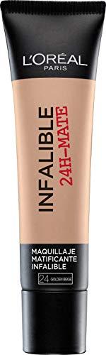 base de maquillaje piel grasa loreal