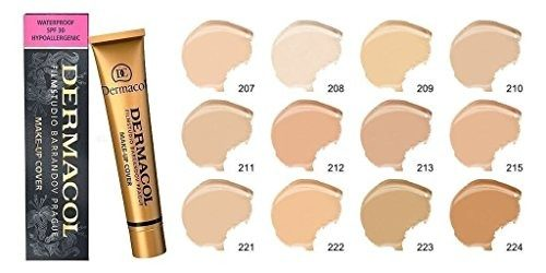 make up cover tonos