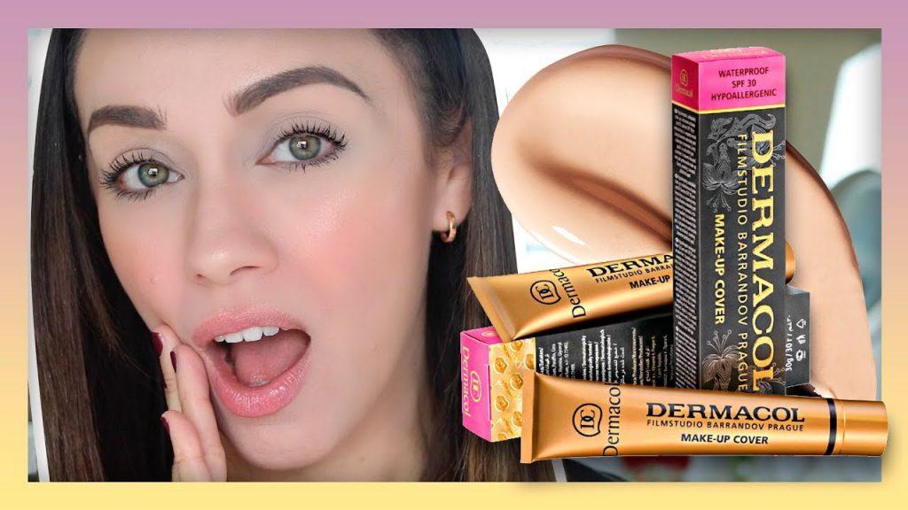 maquillaje dermacol