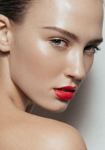 dewy skin maquillaje