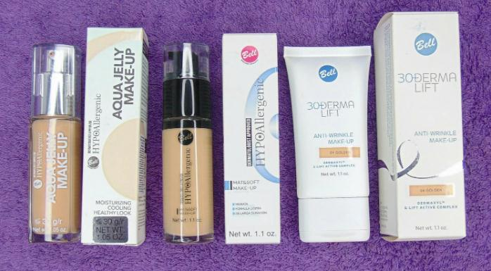 maquillaje bell lowcost