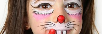 Maquillaje conejo