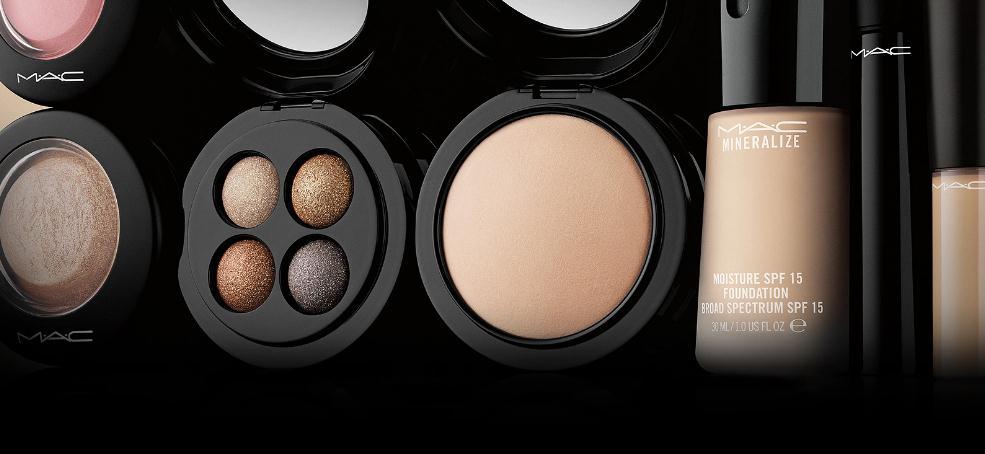 maquillaje mineral mac