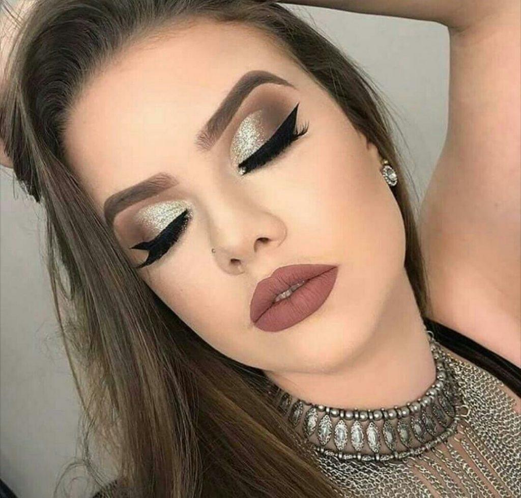 maquillaje noche para grado