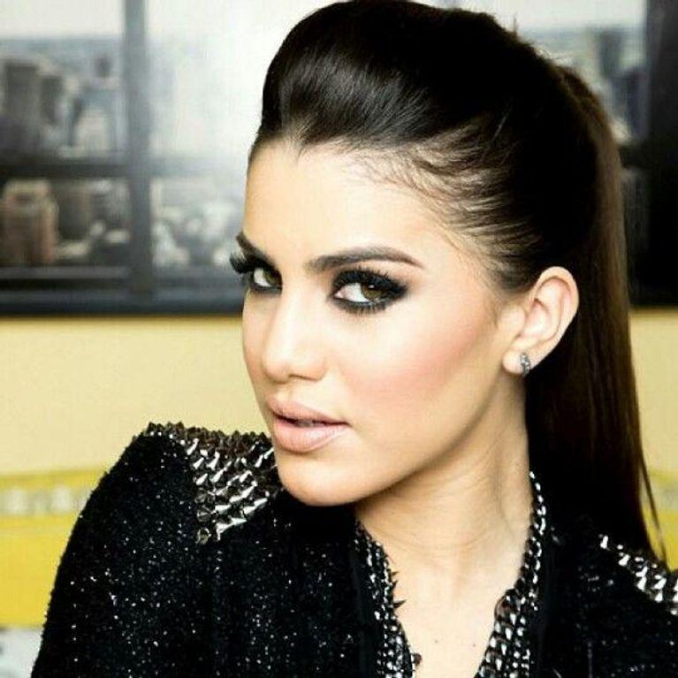 maquillaje rockero mujer