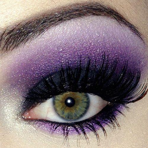 ojos malefica maquillaje