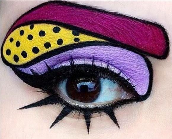 ojos comic
