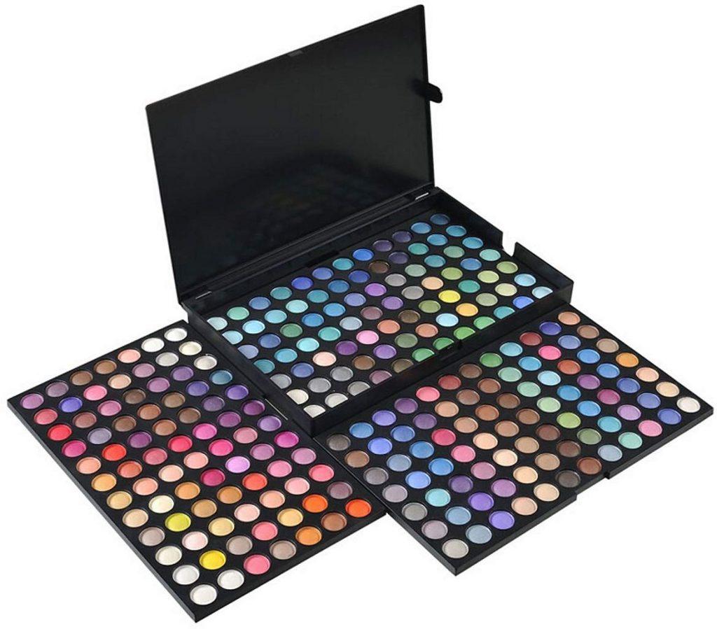252 colores de sombra e821