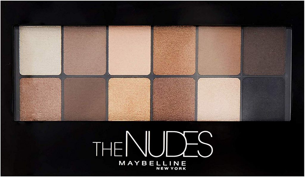 maybelline sombras