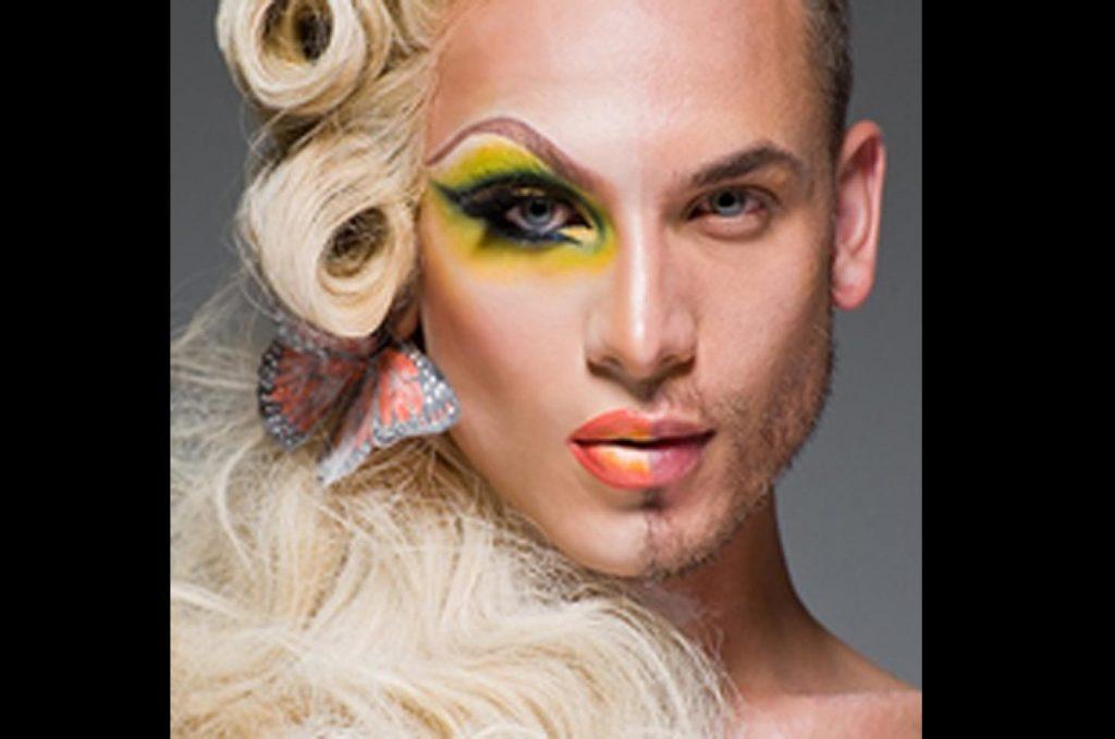hombre drag queen