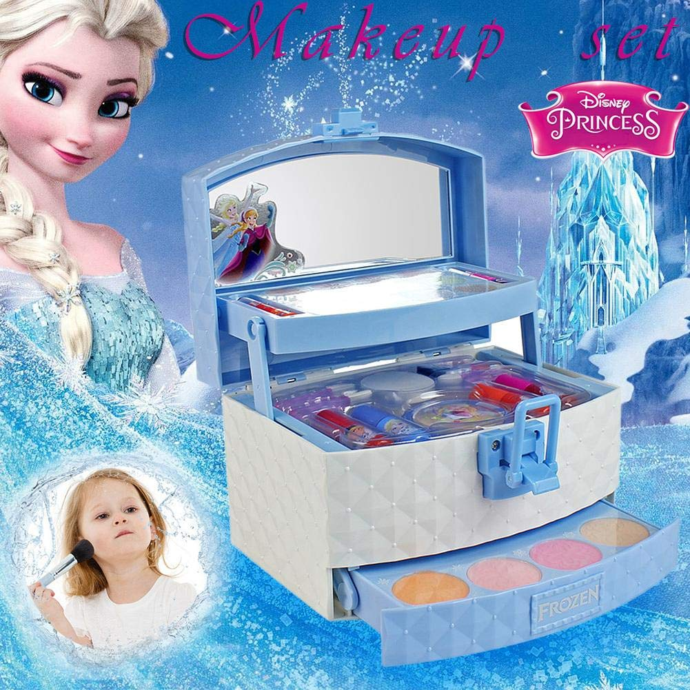 frozen kit de maquillaje