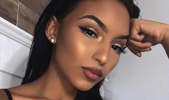 tips para maquillarte piel morena