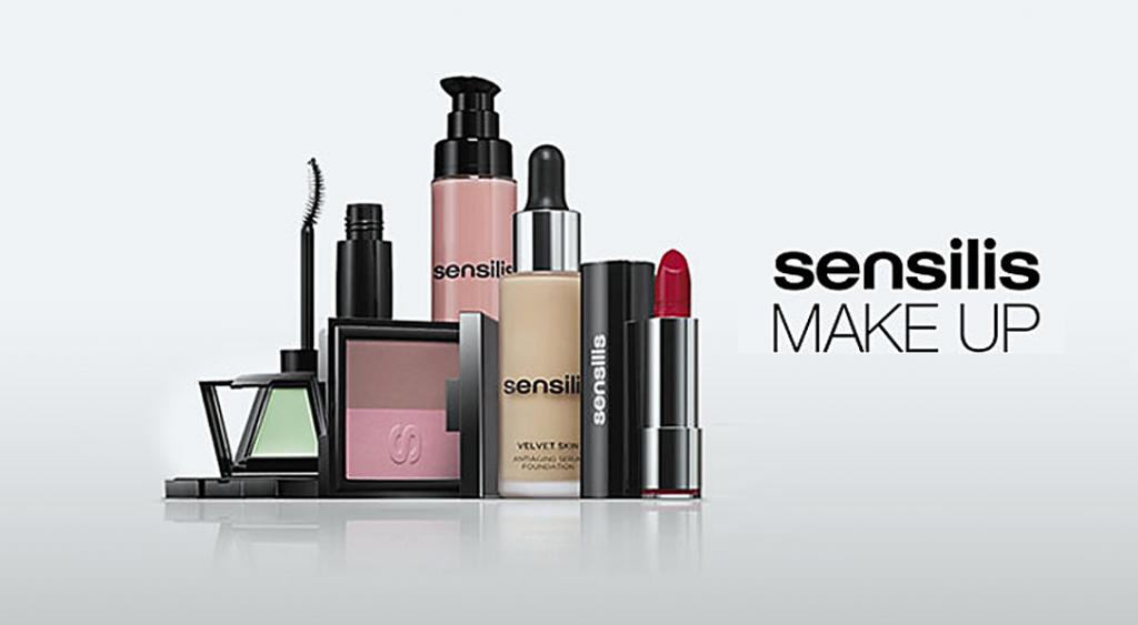 maquillaje sensilis productos