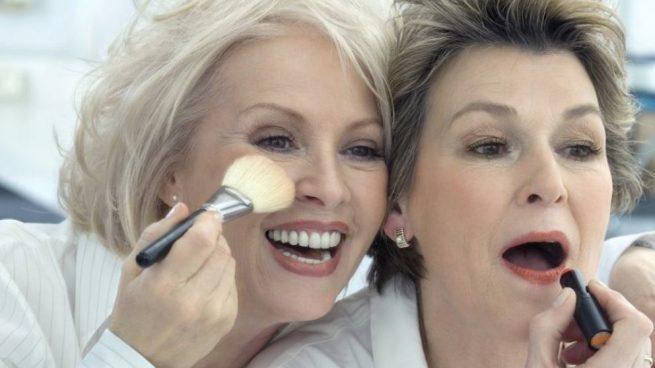 maquillando piel madura -primer