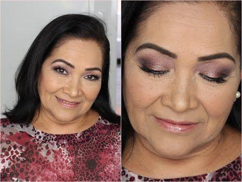maquillaje para piel madura paso a paso