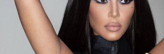 Maquillaje Kim Kardashian