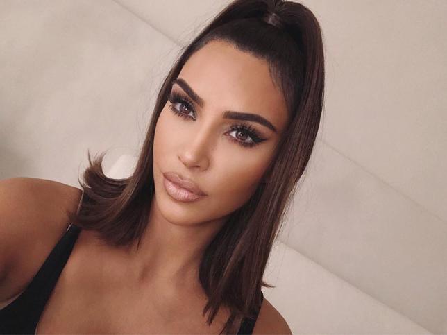 maquillaje kardashian